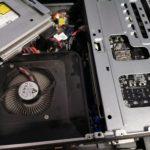 DELLのコンパクトデスクトップPCの修理